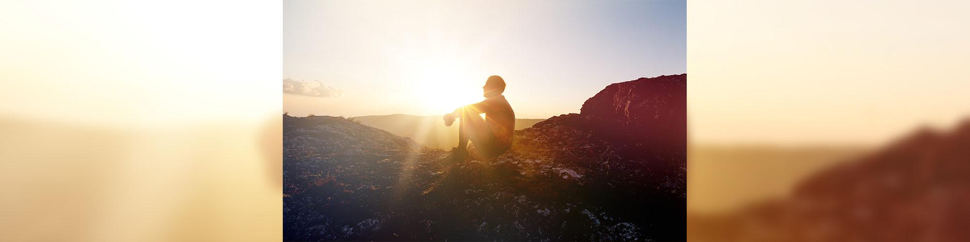 """Une pause méditation : """"Se poser en soi et avancer"""" - en ligne avec Stéphane Offort"""
